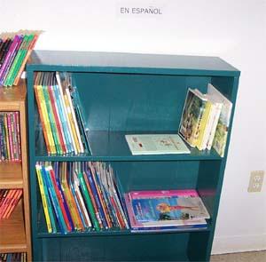 Sección de Libros para Niños