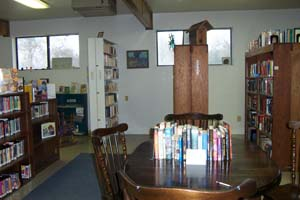 New Books Displayed on Table